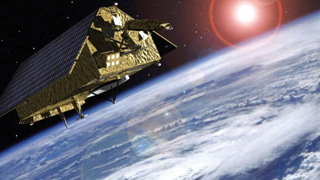 Satelliten wie Sentinel-6 sollen künftig noch präzisere Umweltdaten liefern. Möglich machen sollen das Navigationsempfänger von RUAG Space, welche die Position von Satelliten 5 Mal genauer als bisher bestimmen können. (Pressebild ESA, Airbus)