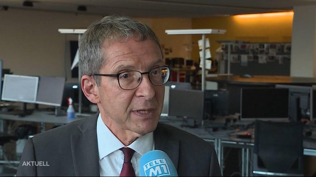 125 Millionen Franken Corona-Hilfe für Firmen im Aargau