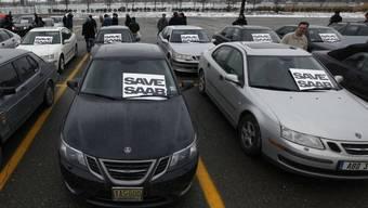 Der Autohersteller Saab gibt die Hoffnung auf Rettung nicht auf (Symbolbild)