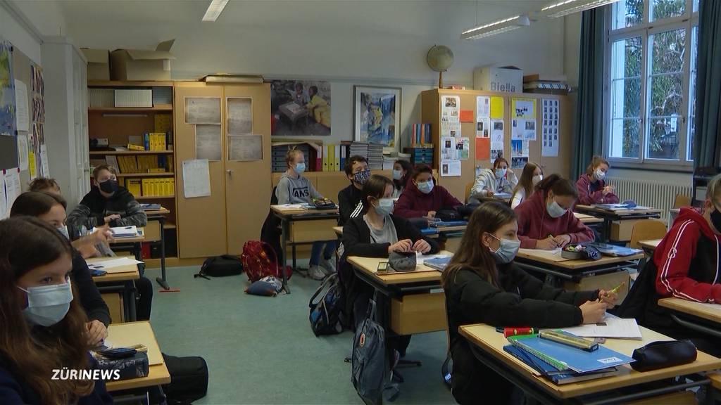 Maskenpflicht an Zürcher Primarschulen per sofort aufgehoben