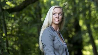 Vera Weber von Helvetia Nostra, Tochter des Umweltschützers und Initianten Franz Weber