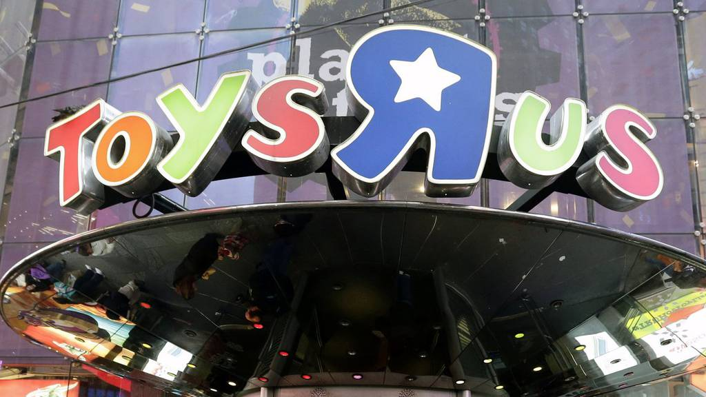 Toys ‹R› Us (fast) am Ende