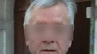 Andres Z. nach einer seiner Gerichtsverhandlungen in Solothurn. Foto: Tele M1