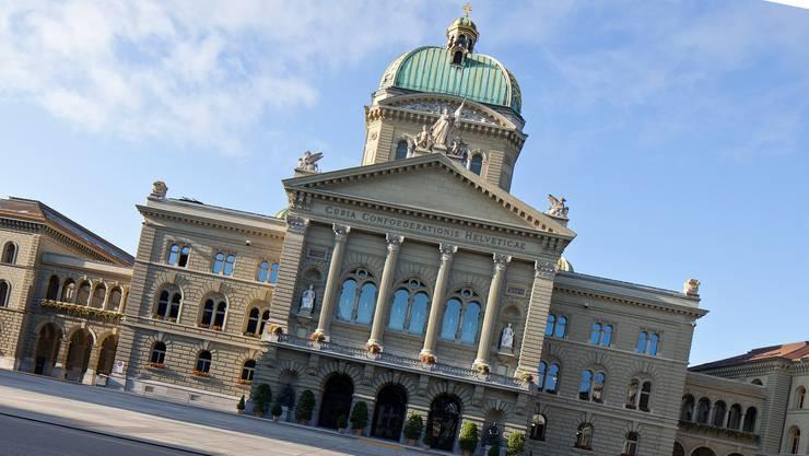 Die Politik im Bundeshaus neigt sich zunehmend nach rechts.
