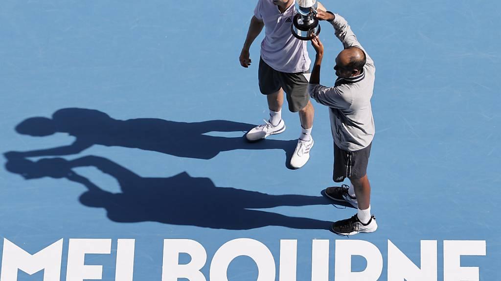 Neue Diskussionen über Quarantäne vor Australian Open