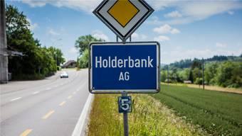 In Holderbank ist künftig das wilde Parkieren untersagt.