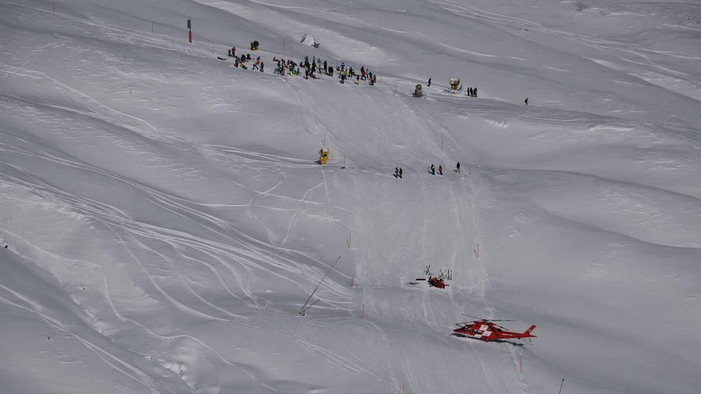 5-Jährige bei Skiunfall schwer verletzt