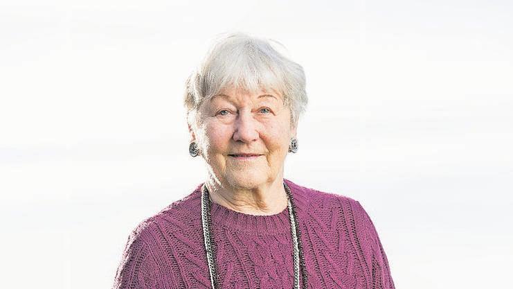 Ursula Mauch, alt Nationalrätin