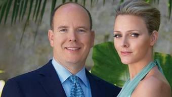 Geben sich am 2. Juli das Ja-Wort: Fürst Albert II. und Charlene Wittstock (Archiv)