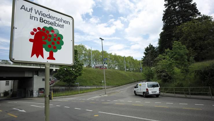 Auf Nimmerwiedersehen Margarethenstich: An der Kantonsgrenze wird es keine neue Tramstrecke geben