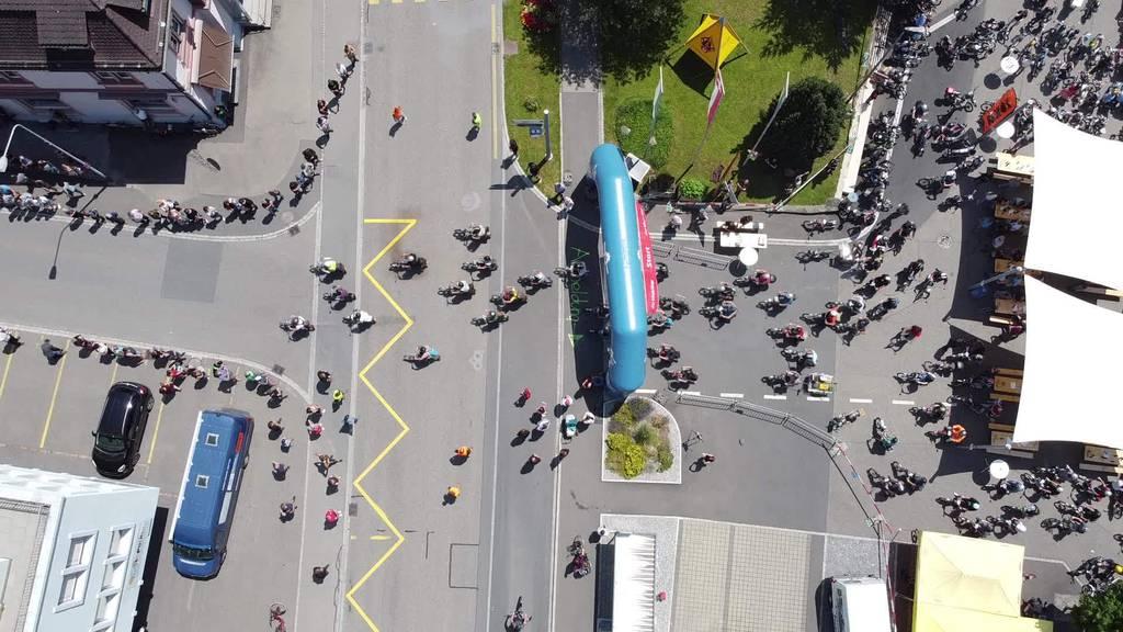 300 Töfflifans unterwegs im Toggenburg