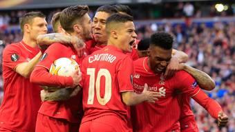 Liverpool spielt in Basel um den Titel