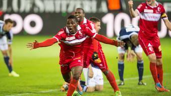 Sion gewinnt 1:0 gegen den FC Luzern