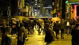 Die Langstrasse in Zürich. (Archivbild)