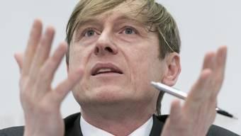 Preisüberwacher Stefan Meierhans fordert eine Marktöffnung (Archiv)