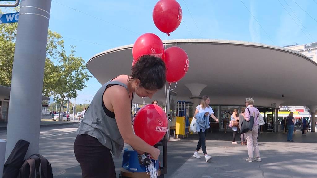 SP fordert 36 Wochen Elternzeit für den Kanton Zürich