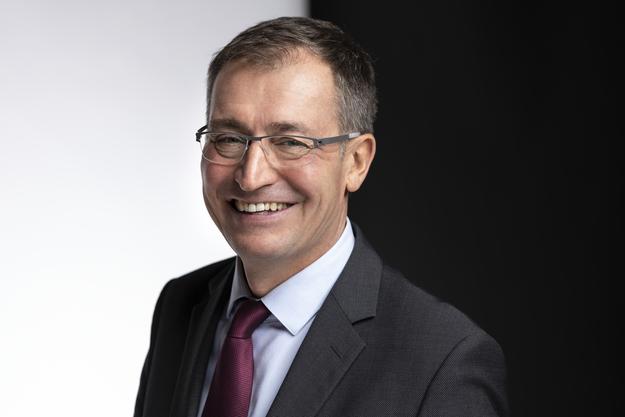 Er will eine Roadshow mit den Kandidaten für das Präsidium: Nationalrat Roland Rino Büchel.
