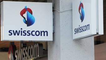 Nach Störung bei Swisscom: Die betroffenen Firmenkunden können wieder telefonieren. (Archiv)