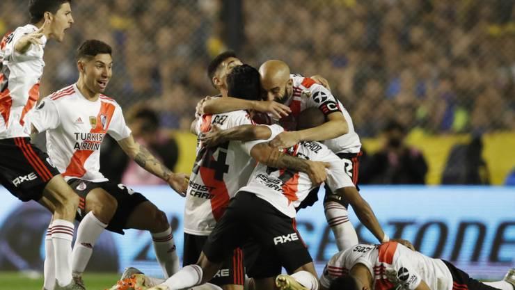 River Plate bietet sich erneut die Chance, die Copa Libertadores zu gewinnen