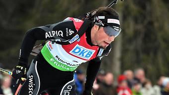 Die Schweizer Staffel um Benjamin Weger überraschte mit Rang 7.