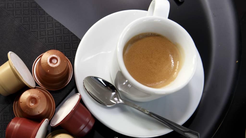 Nestlé kann Form von Nespresso-Kapseln nicht schützen lassen