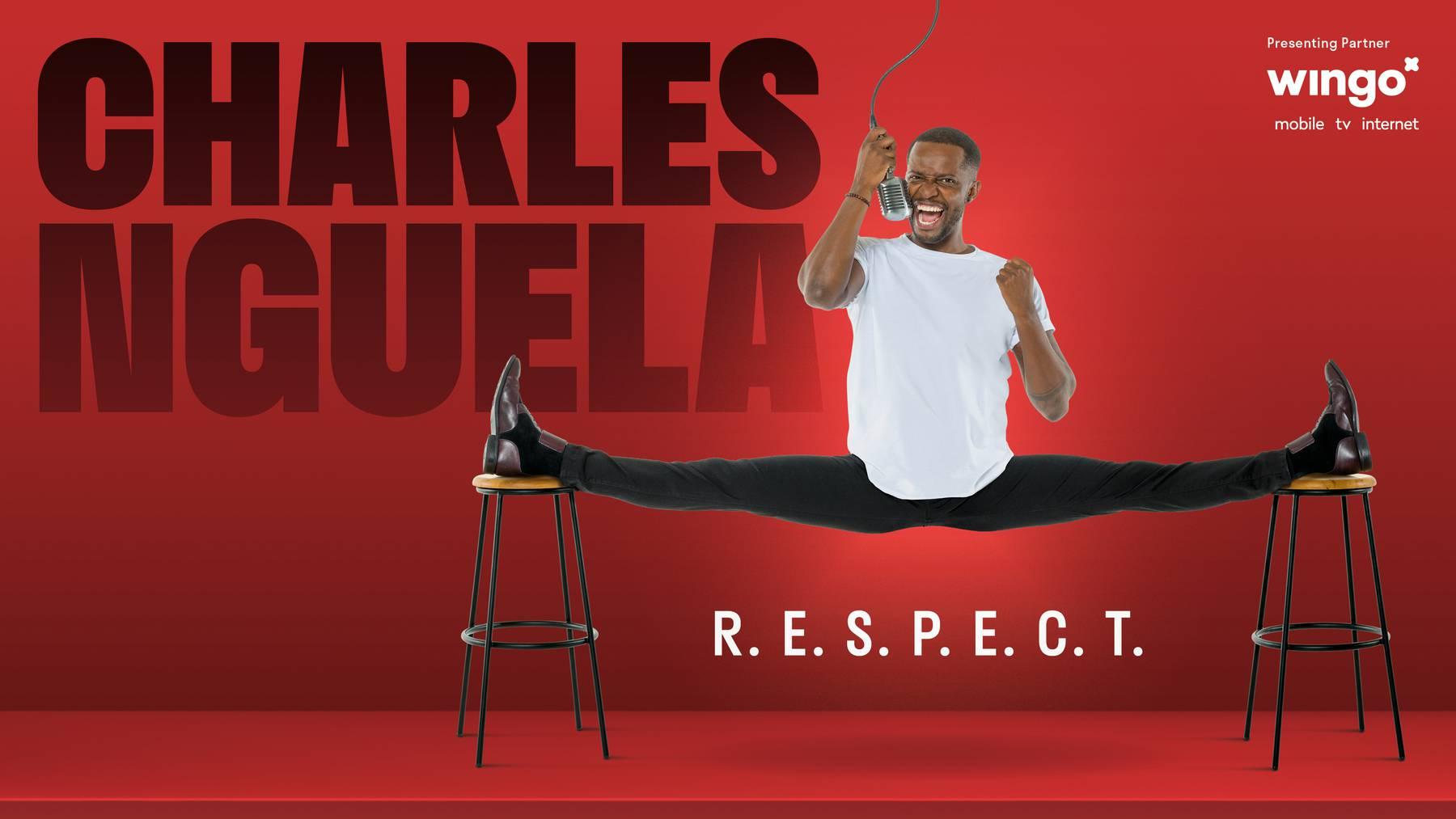 Charles Nguela RESPECT
