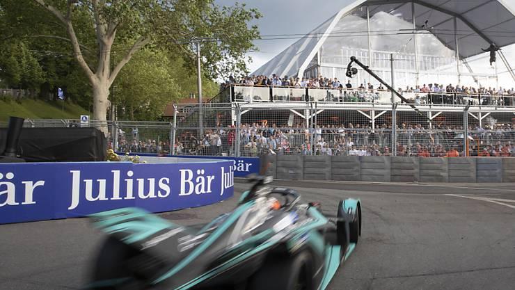 Die Formel E steigt Ende Februar in seine 7. Saison