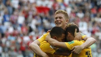 WM 2018: England - Belgien, Spiel um Platz 3