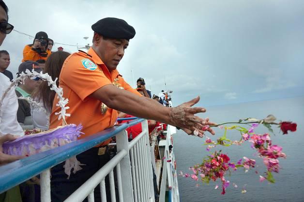 Die Einwohner von Singapur nehmen Abschied von Lee Kuan Yew