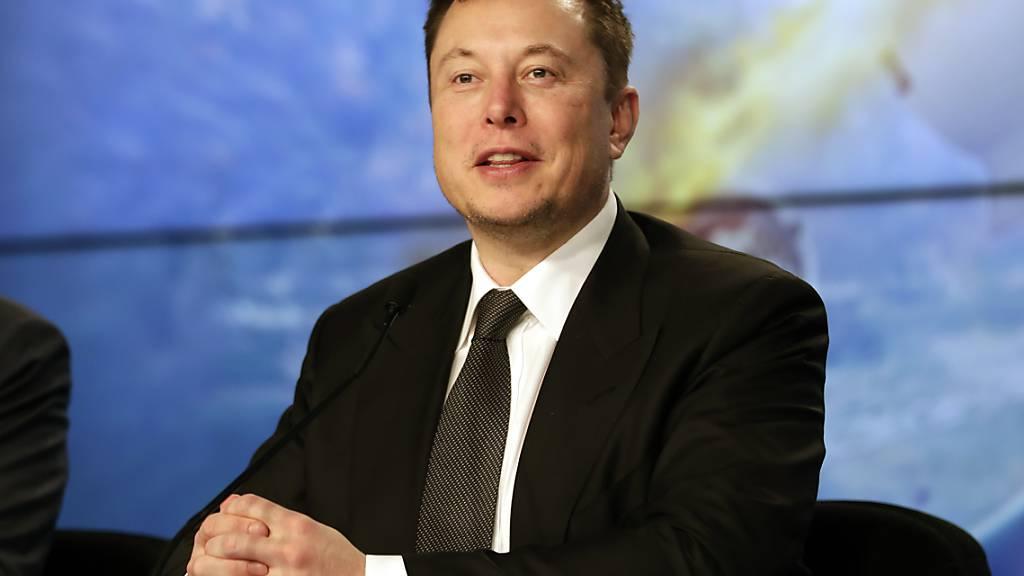 Tesla-Chef Elon Musk erhält Vergütung von 775 Millionen Dollar