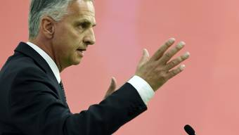 Bundesrat Didier Burkhalter will die OSZE stärken als Diskussionsplattform und als Instrument für gemeinsames Handeln. (Archivbild)