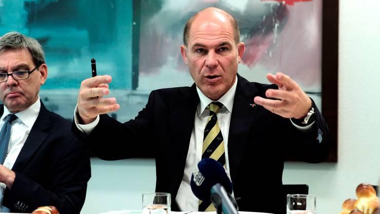 Das Loch im Baselbieter Budget wird grösser: Finanzdirektor Anton Lauber