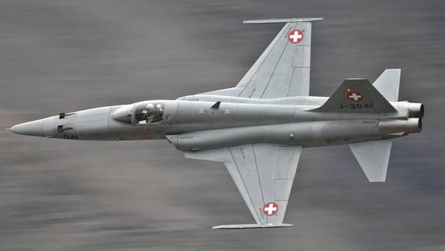 Die US-Luftwaffe will Kampfjets vom Typ F-5 Tiger kaufen.