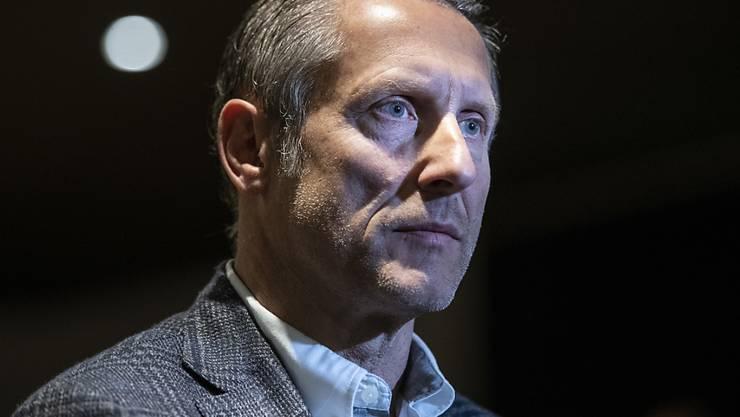GC-Präsident Stephan Anliker äusserte sich am Freitagnachmittag zur Zukunft des Super-League-Klubs
