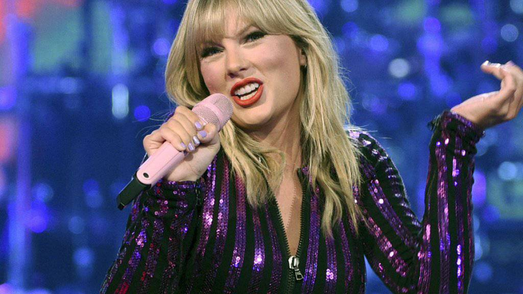 Taylor Swift plant Neuaufnahme früherer Alben