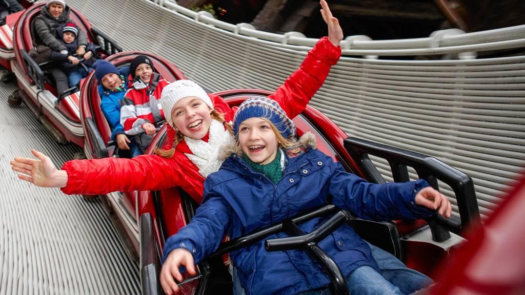 Gewinne einen Familien-Ausflug in den Europa-Park