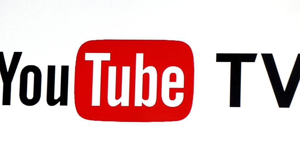 YouTube startet in den USA einen eigenen Fernsehdienst mit Sendern wie ABC und CBS sowie Sportkanälen.