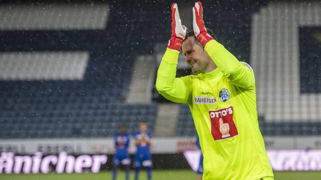 Abschied von David Zibung und Niederlage von FC Luzern