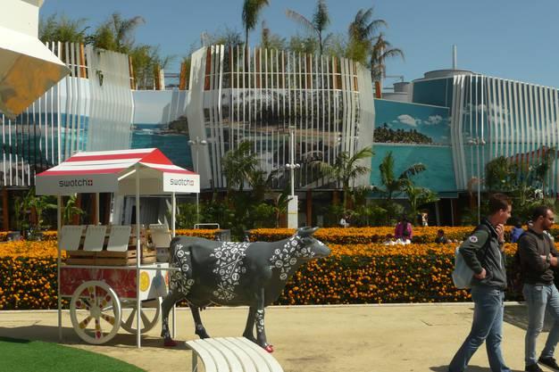 Gelände der Expo 2015