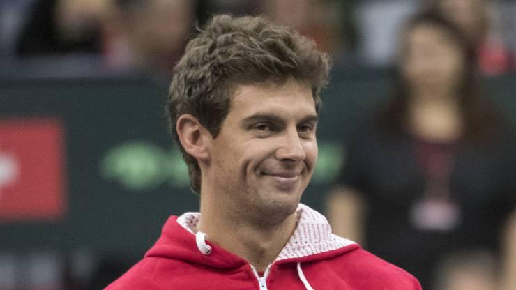 Mitte Juli war Henri Laaksonen noch die Nummer 93 der Welt und steht damit im Hauptfeld der US Open, obschon der 27-Jährige inzwischen bis auf Platz 120 abgerutscht ist. Das erste Halbjahr brachte Laaksonen in Melbourne und Paris die ersten Siege bei einem Grand-Slam-Turnier überhaupt. Und die Chancen, auch in New York erstmals ein Spiel für sich zu entscheiden, sind intakt. Das bisher einzige Duell gegen den Italiener Marco Cecchinatto (26, ATP 67) gewann Laaksonen im Herbst 2018 in Basel.