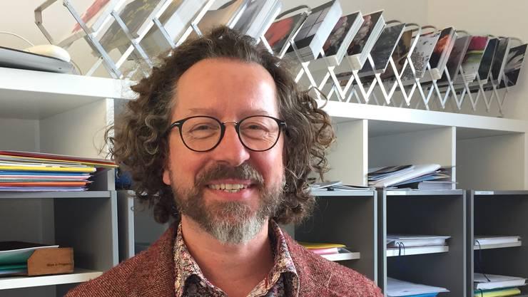 Urs Steiner ist der neue Geschäftsführer des KESD Bezirk Bremgarten.