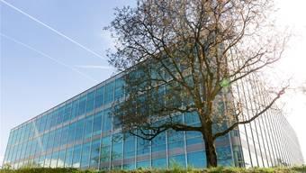 Auf das Gebäude 1 der Fachhochschule kommt eine Solaranlage.