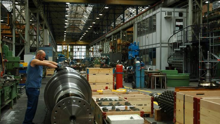 Das Beispiel MAN Diesel & Turbo in Zürich: «Wenn wir innovativ bleiben, haben wir eine sichere Zukunft», sagt Geschäftsführer Hans Gut.