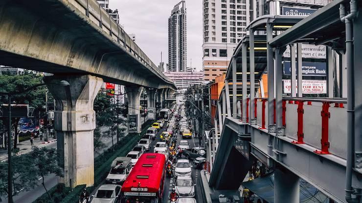 Platz 1: Bangkok