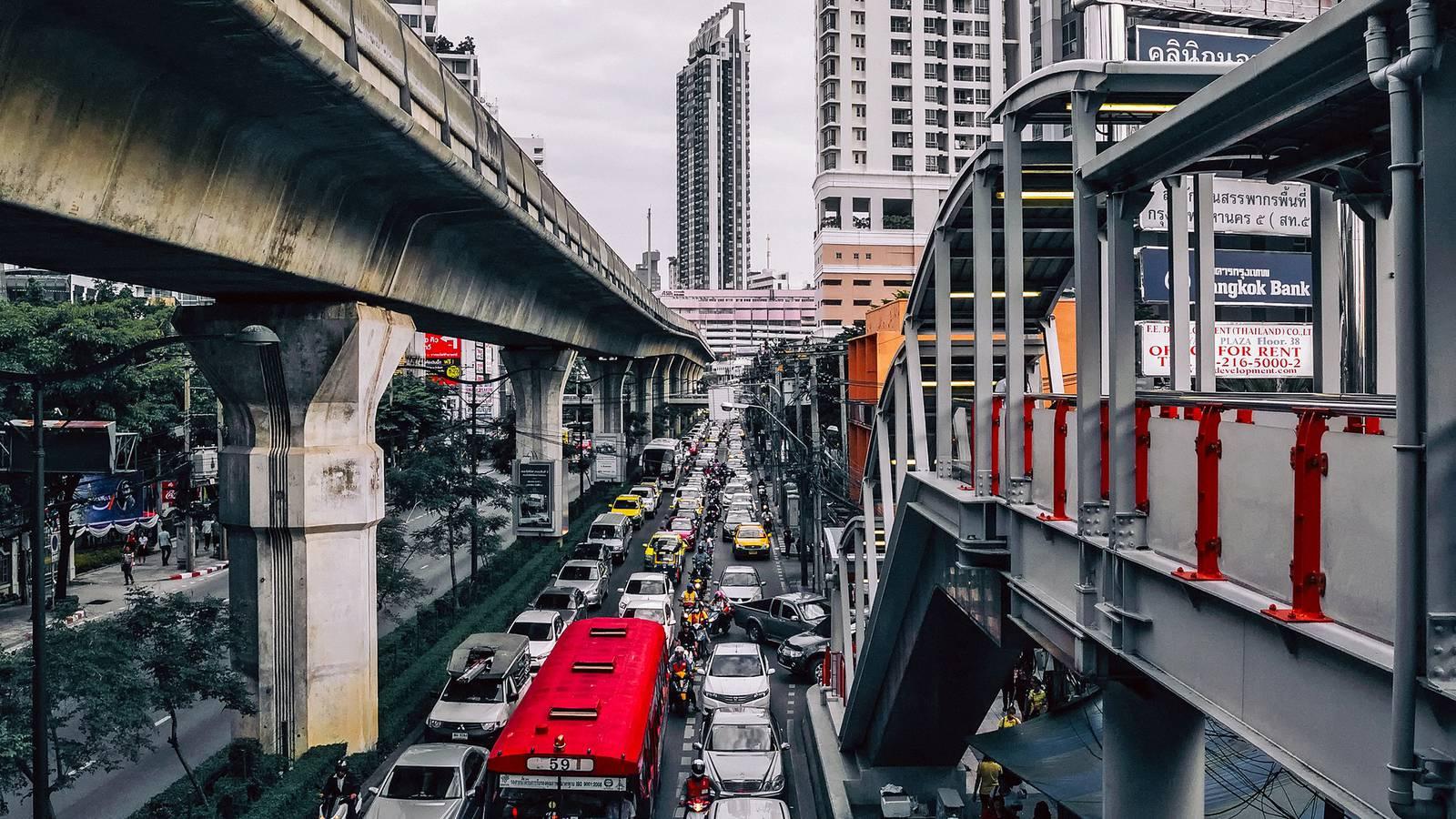 Platz 1: Bangkok (© Pixabay)