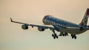 Die Fluggesellschaft Edelweiss konnte mit ihrer Cockpit-Crew eine Einigung für Sparmassnahmen finden.