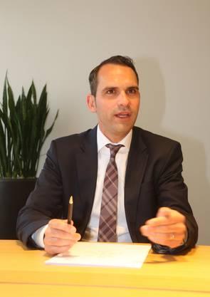 Leiter UBS Solothurn und Privatkunden Solothurn