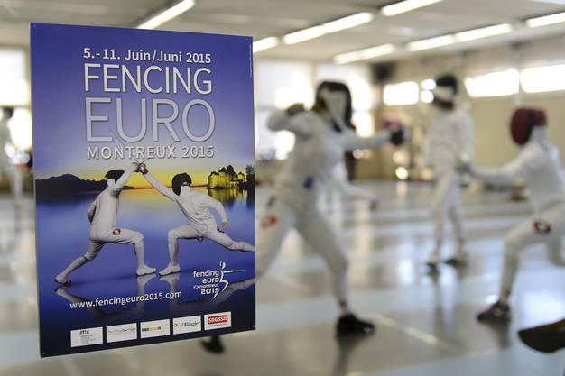 Im Juni findet die EM in Montreux statt.