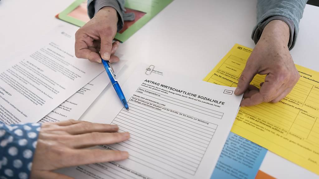 Konferenz für Sozialhilfe rechnet mit mehr Hilfsbedürftigen