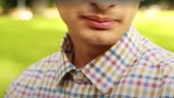 Der Therwiler Schüler Amer Salhani im Videobeitrag von AJ+.
